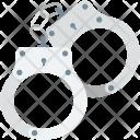Crime Handcuff Manacles Icon