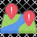 Crime Map Location Icon