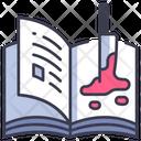 Crime Book Icon