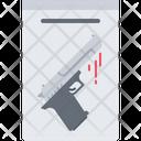 Crime evidence Icon