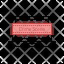 Crime Hack Cyber Icon