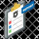 Crime Report Icon