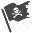 Criminal Flag Ghost Ship Icon