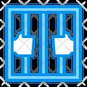 Criminal Jail Prison Icon