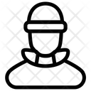 Wanted Prisoner Robber Icon