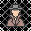 Criminal Avatar Profession Icon
