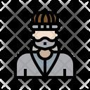 Criminal Law Justice Icon
