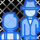 Pistol Bandit Mafioso Icon
