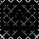 Criminal Data Profile Criminal Biodata Icon