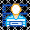 Collection Crime Criminal Icon