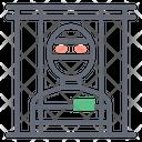 Criminal Jail Prison Criminal Icon