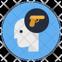 Gun Weapon Gangstar Mind Icon
