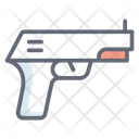 Criminal Pistol Weapon Gun Icon