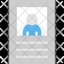 Criminal Poster Icon