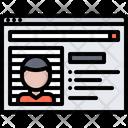 Criminal Database Bandit Icon