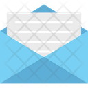 Spam Email Criminal Record Email Icon