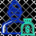 Criminal Woman Prisoner Criminal Icon