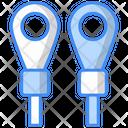 Crimp Terminal Icon