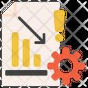 Crisis Management Planing Problem Solving Icon