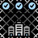 Criteria Standard Quailty Icon