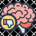 Criticism Brainstorm Concept Icon