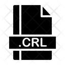Crl File Icon