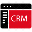Crm Internet Browser Icon
