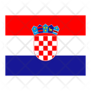 Croatia Flag Flags Icon