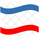 Flag Country Croatia Icon