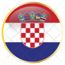 Croatia Croatian Europe Icon