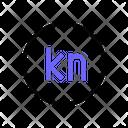 Croatian Kuna Icon