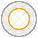 Crockery Plate Kitchen Icon