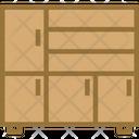Crockery Table Icon