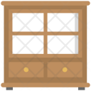 Crockery Unit Cabinet Icon
