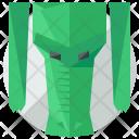 Crocodile Animal Icon
