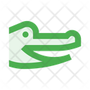 Crocodile Sea Creature Animal Icon