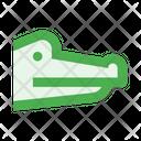 Crocodile Wildlife Animal Icon