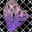 Crocus Icon
