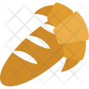 Croissant Carbohydrate Breakfast Icon