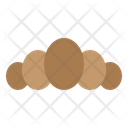 Croissant Sweet Food Icon