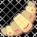 Croissant Pastry Cake Icon