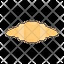 Croissant Breakfast Tasty Icon