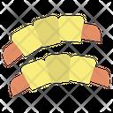 Icroissant Croissant Bread Icon