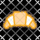 Croissant Delicious Snack Icon
