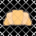 Croissant Pastry Pastries Icon