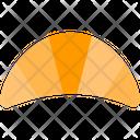 Croissant Food Sweet Icon