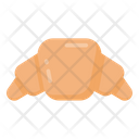 Croissant Bakery Food Sweet Snack Icon
