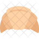Croissant Cafe Candy Icon