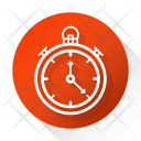 Cronometer Experiment Research Icon