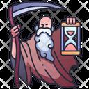 Cronus Myth Beard Icon